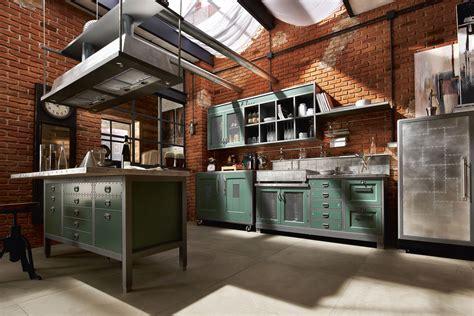 marchi cuisine landhausküche loft küche im vintage style edle küchen