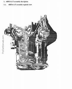 Zf 4hp14 Automatic Transmission Repair Manual