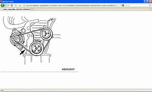 Need Diagram For Kia Sephia 01 Serpatine And Alternator Belt