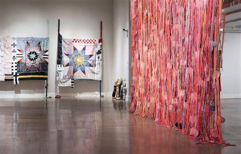 connective tissue approaches fiber contemporary native art