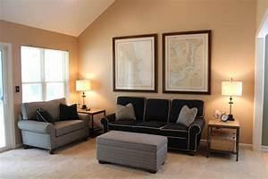 Paint Ideas for Living Room with Narrow Space - TheyDesign
