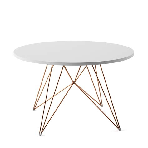 Tisch Rund Weiss by Designwebstore Xz3 Tisch Rund Verchromt Weiss