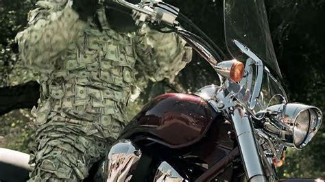 Geico Motorcycle Insurance Tv Spot, 'money Man'