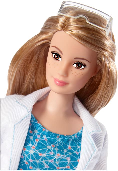 Amazoncom Barbie Careers Scientist Doll Toys & Games