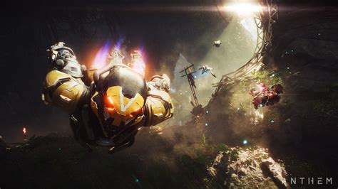 anthem  video game  hd games  wallpapers images
