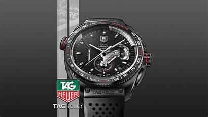 Heuer Tag Carrera Grand Watches Deviantart 2009