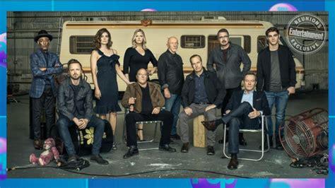 'breaking Bad' Cast Celebrates 10-year Reunion Video