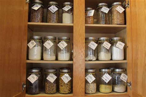 kitchen storage jars glass free jar pantry printable gluten free recipes for 6181