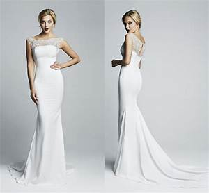 wedding dresses for 2015 mermaid spandex tight maxi With spandex wedding dress
