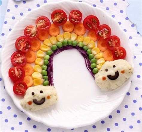 comidas divertidas  ninos