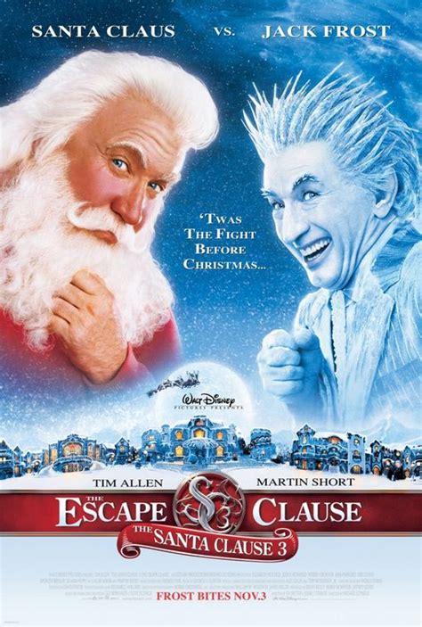santa clause   escape clause   trailer