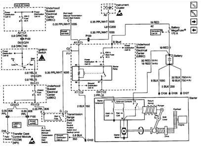 99 Gmc Sonoma Wiring Diagram by I Need A Wiring Diagram For The Drl Circuit For A 1998