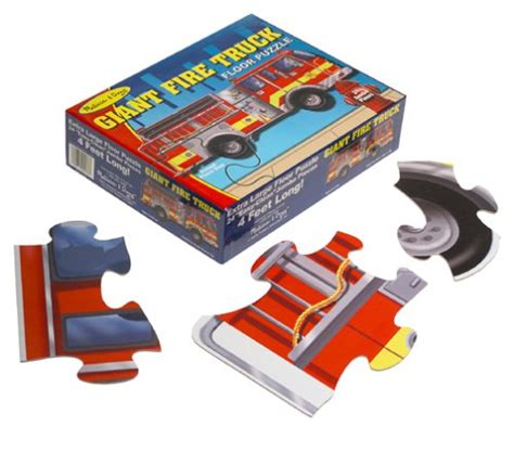 and doug floor puzzles truck and doug truck floor puzzle new free