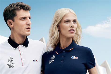 balance de cuisine les vêtements lacoste de la aux jeux olympiques