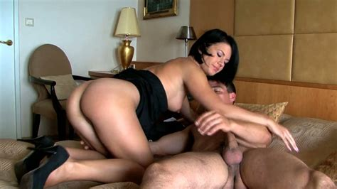 Buxom Italian Milf Anita Bellini Rides And Blows Sugary