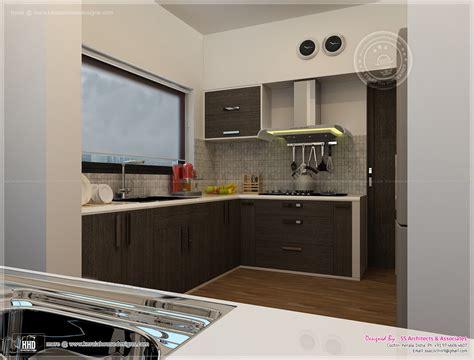 simple kitchen interior kitchen interior views by ss architects cochin kerala