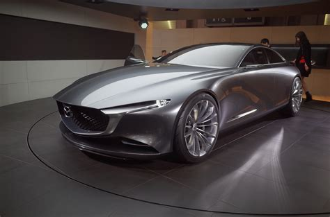 Mazda Concept Car by Concept Cars Mazda Vision Coup 233