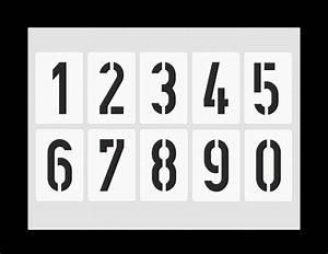 Buchstaben Schablone Metall : universale wand mal motiv schablonen druck einzelne zahl nr 0 9 ziffern nummer zahlenschablone ~ Frokenaadalensverden.com Haus und Dekorationen