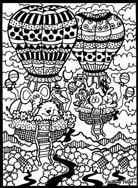 quadro da colorare  velluto  pennarelli inclusi