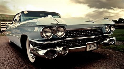 Cadillac Vintage Car Wallpapers Hd / Desktop And Mobile