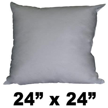 walmart pillow forms hometex synthetic fill pillow form walmart canada
