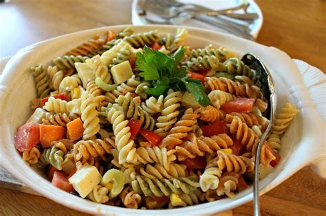 pasta salad side dish super simple pasta salad side dish favehealthyrecipes com