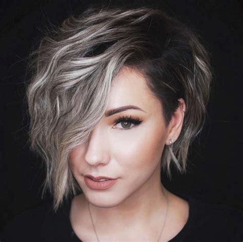 short hairstyles chloe brown fashion  women