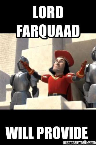 Meme Lord - lord farquaad