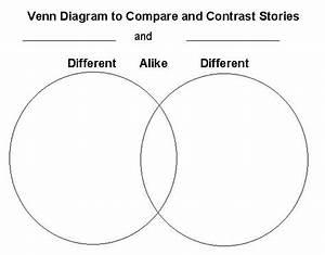 Venn Diagram Story Compare Constrast
