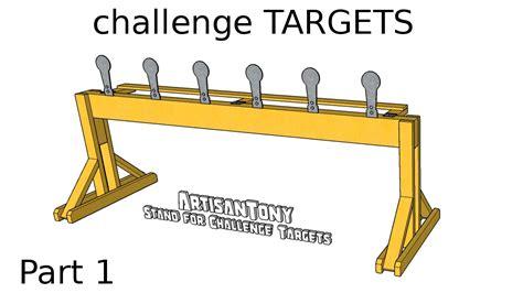 plate rack target plans