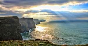 Dublin  Cliffs Of Moher  Galway Bay And Burren Coastal