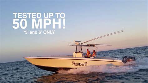 bocashade retractable boat awning youtube