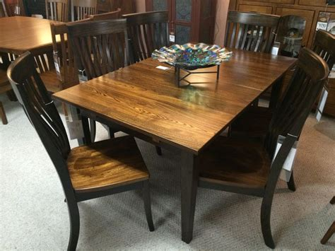 31655 amish furniture gorgeous gorgeous elm amish made dining room set in miller s