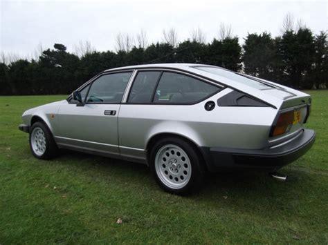 1982 Alfa Romeo Gtv6 3.0
