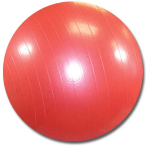 exercise ball burst resistant   cm diameter
