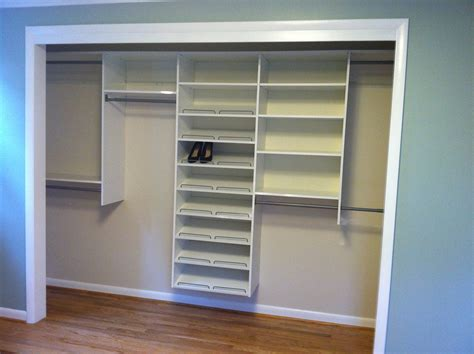 woodworking building a closet organizer from scratch plans