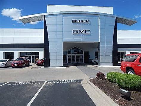 Buick Gmc by Thompson Buick Gmc Cadillac Springfield Mo 65804 Car