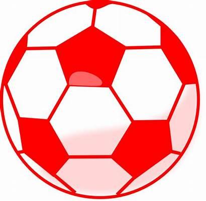 Soccerball Clip Clipart Clker