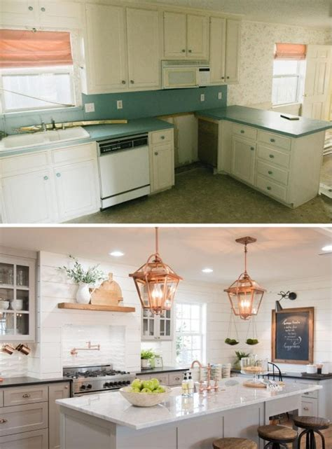 remodelaholic  design elements   fixer upper kitchen