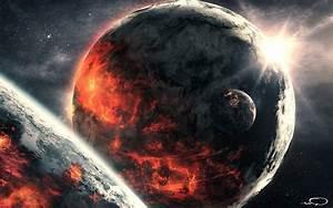 space, Planet, Universe, Galaxy Wallpapers HD / Desktop ...