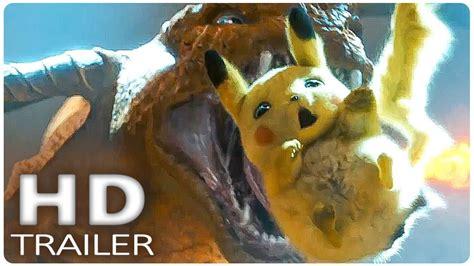 Pikachu Trailer (2019) Ryan Reynolds