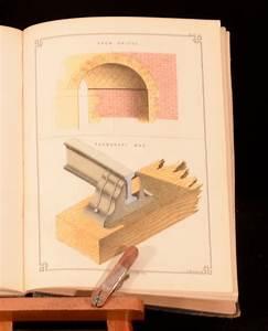 1891 First Edition Draughtsmans Handbook Colour