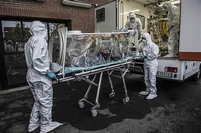 Coronavirus Italy Covid Deaths Africa South Italia