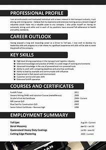 Driver Resume Example 10 Secrets To Create Amazing Delivery Driver Resume Fueloyal