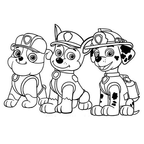 patrolne sape bojanka za decu sa stikerima