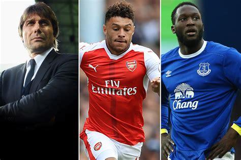 Transfer News Live Arsenal, Chelsea And Tottenham Rumours