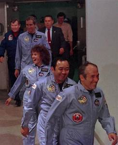 Where the Challenger Astronauts Alive - Pics about space