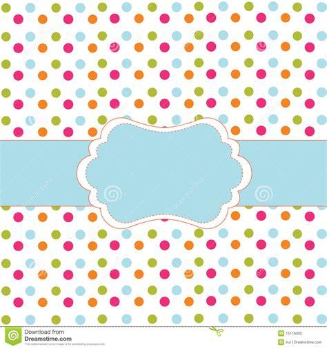 polka dot design polka dot design royalty free stock photo image 15116005