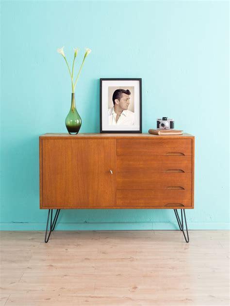 Le 60er Design by Vintage Kommoden Teak Sideboard Kommode 60er Jahre