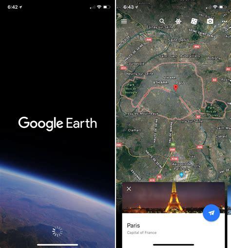 google earth apps iphone app ios much